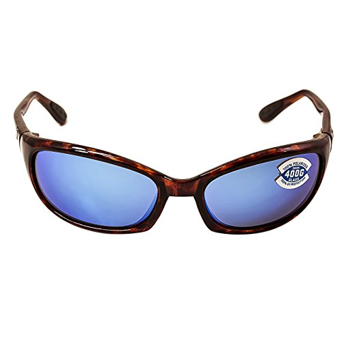 Costa Del Mar Harpoon Polarized Sunglasses, Tortoise, Blue - Serengeti Sunglasses Discount