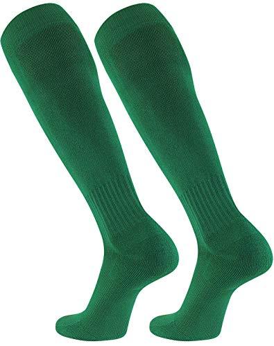 TCK Elite Finale Soccer Socks (Kelly, Medium) ()
