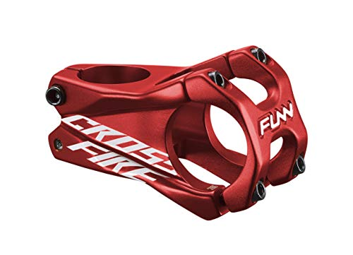 Funn Crossfire MTB Stem, Bar Clamp 35mm, Lightweight and Strong Alloy Stem for Mountain Bike