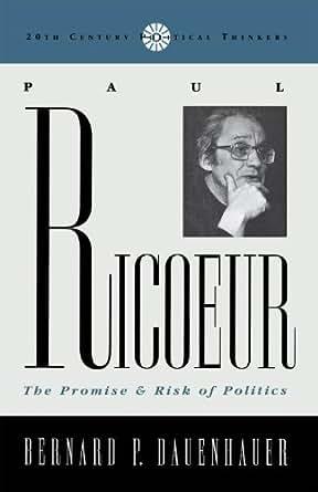 Ricoeur political and social essays