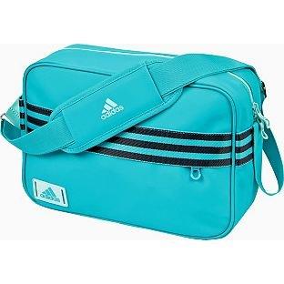6b12a86d0a92 Adidas Enamel Messenger Bag - Mint