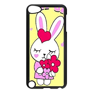 YCHZH Phone case Of Cute Cartoon Rabbit Cover Case For Ipod Touch 5