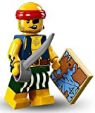 LEGO Series 16 Collectible Minifigures - Scallywag Pirate (71013)