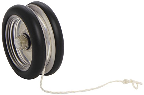 Henrys A0030 Tiger Snake Yo-Yo with Book (Black/ ()