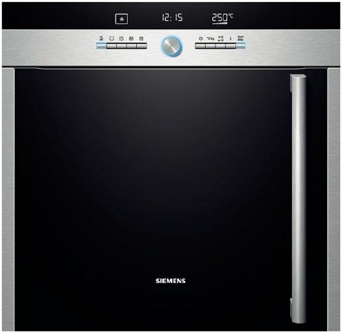 Siemens HB76LS551E - Horno (Horno eléctrico, 65 L, 65 L, 50-300 °C ...