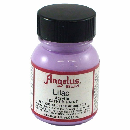 Angelus Lilac Acrylic Leather Paint