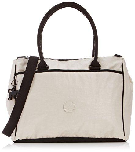 Kipling Women's Halia TT Shoulder Bag Pearl Birch C