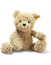 Steiff 113505 Soft Cuddly Friends Jimmy teddybeer, lichtbruin
