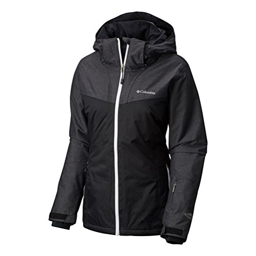 Columbia Men's MOTTOLINO SKI Waterproof OMNI HEAT JACKET (M, GREY) by Columbia