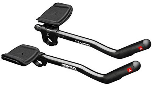 Profile Designs T3+ Carbon Bicycle Aerobars RHCBT