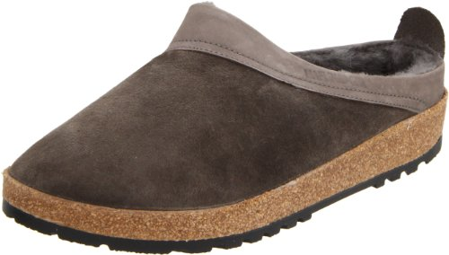 Picture of Haflinger Women's Snowbird Shearling Leather Clog