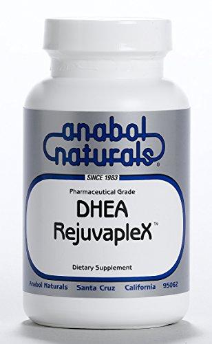 Anabol Naturals DHEA RejuvapleX Peppermint Sublingual product image