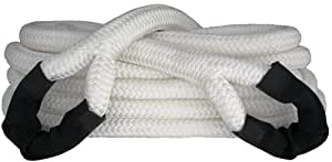 """Master Pull Super-Yanker® Kinetic Recovery rope 1-1/4"""" X 20' 52,300lb."""