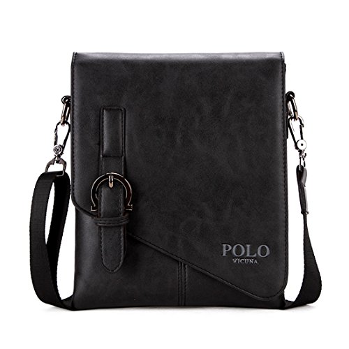 VICUNA POLO Men Shoulder Bag Messenger Bag Men Bag Crossbody Bag For ipad - Bag Polo Classic