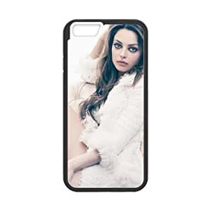 At-Baby Design Custom Mila Kunis Protecoer Phone Case Phonecase Cover For iPhone 6 4.7 (Laser Technology) TT1 by Maris's Diary