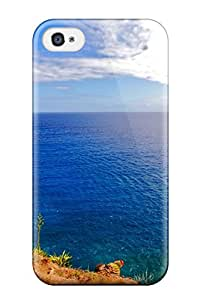 8293743K36488358 Awesome Case Cover Compatible With Iphone 4/4s - Cliff