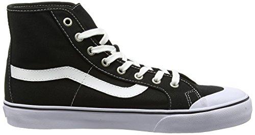 Vans Black Ball Hi Sf (nero) Scarpe Da Skate Uomo-10.5
