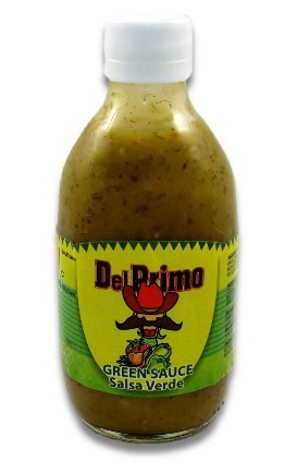 Salsa Del Primo (Bottle with 10.5 oz/300 g) (Green Sauce)