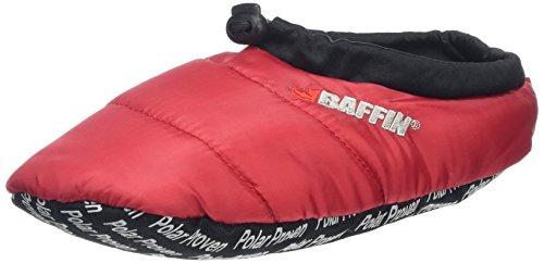 Baffin Unisex-Erwachsene Cush Outdoor Fitnessschuhe Rot