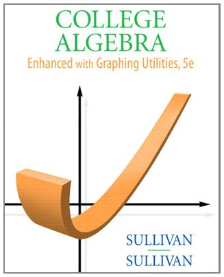 College Algebra: EGU, Books a la Carte Edition (5th Edition)
