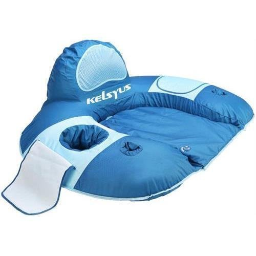 SwimWays River Rider Lounger Swimming Pool Floating Chair