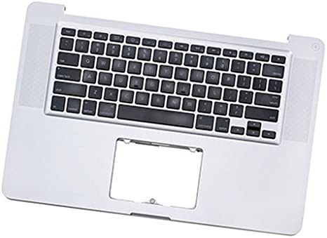 """APPLE Top Case w Keyboard 661-5854 for MacBook Pro 15/"""" Early Late 2011 A1286"""