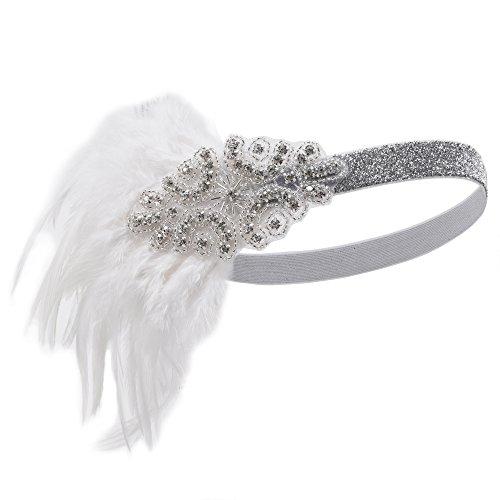 Kayamiya Headband Inspired Headpiece Platinum product image