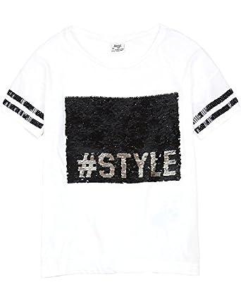 mayoral junior girl 39 s reversible sequin t shirt sizes 8 18 18 clothing. Black Bedroom Furniture Sets. Home Design Ideas