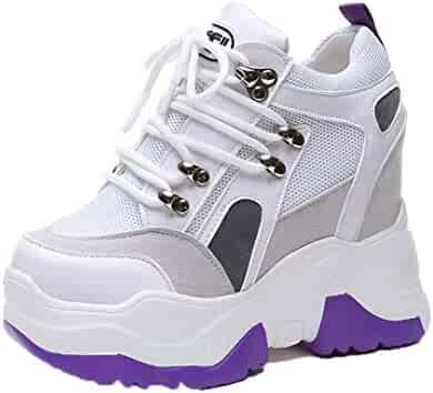 b16a5a2966f Shopping Lace-up - Purple - Fashion Sneakers - Shoes - Women ...