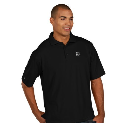 Antigua Los Angeles Kings Classic Pique Polo by - Antigua Pique Polo Classic