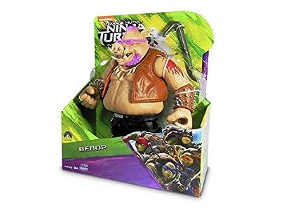 Tortugas Ninja 2 Figura Bebop: Amazon.es: Juguetes y juegos