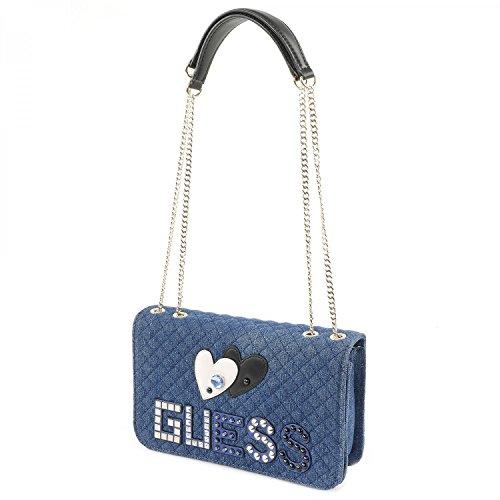 Bolso Guess - Dg669421-denim-tu