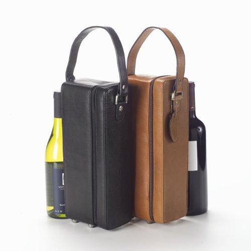 Clava 887 One Wine Bottle Holder - Tuscan Black
