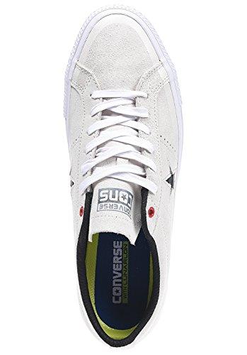 Converse Unisex Één Ster Pro Laag Top Sneaker Buff