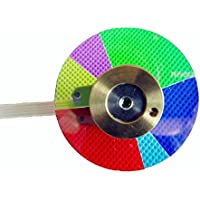 New and genuine HD65 projector color wheel for Optoma,projector color wheel,360 days warranty