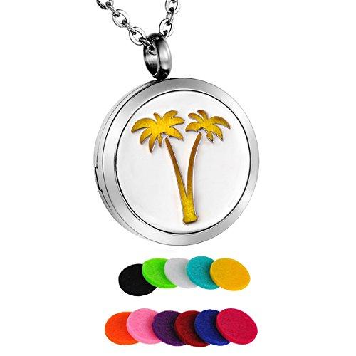 Palm Tree Pendant Light