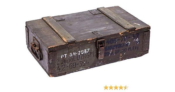 Kistenkolli Altes Land Caja de munición pequeña F-1