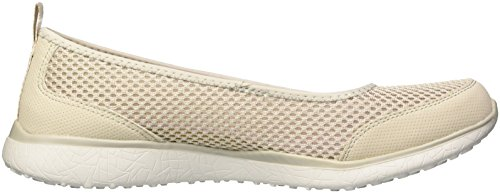 Natural Mujer para Look Skechers23555 Sudden Microburst CqZgZ