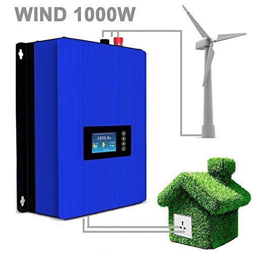 FidgetFidget Inverter Wind Turbine on Grid Tie Limiter 3 Phase Wtih WiFi PortAC22-65V Only Limiter AC220V