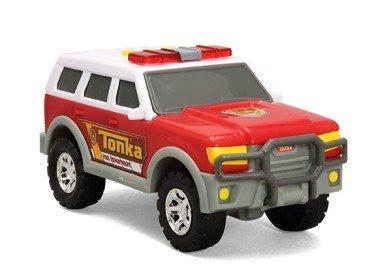 Tonka Lights & Sounds Toughest Minis Fire SUV (Tonka Lights)