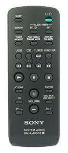 SONY RM-AMU053 mando a distancia Original