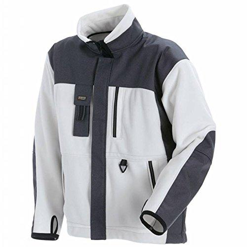 Blakläder Fleecejacke Funktional 4835 2520 4 Farben Weiß / Grau