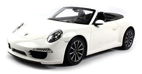 Licensed Porsche 911 Carrera S Electric RC Car 1:12 Scale Ready To Run RTR