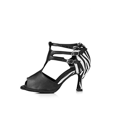 Zebra Monie Femme Salle stripe Bal De fqYAInSq