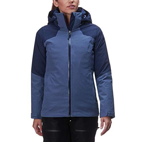 Marmot Featherless Component Jacket - Women's Storm/Arctic Navy Medium ()