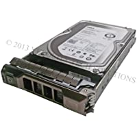 Dell 91K8T 3TB 64MB 6GBps 7.2K 3.5 Enterprise Class SAS Hard Drive in R & T Series Tray