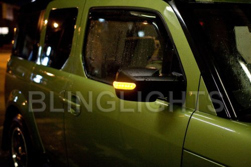 Stick On Led Side Mirror Signal Light