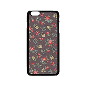 Red Flower Creative Cell Phone Case For Iphone 6