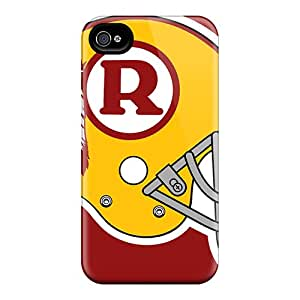 Best Hard Phone Cover For Iphone 6 With Unique Design HD Washington Redskins Series JasonPelletier