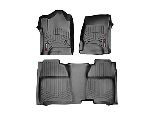 WeatherTech 446071-445422 1st and 2nd row FloorLiner by WeatherTech